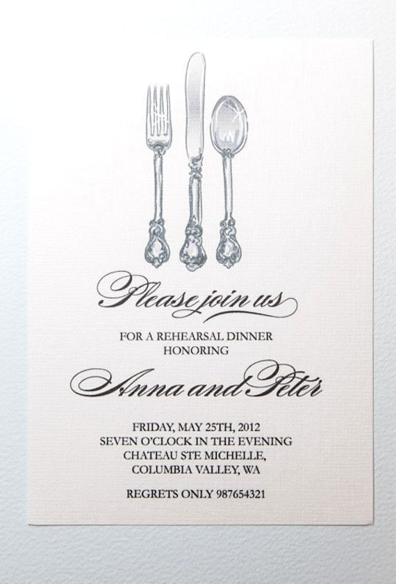 Free Printable Rehearsal Dinner Invitations and get inspiration to create nice invitation ideas
