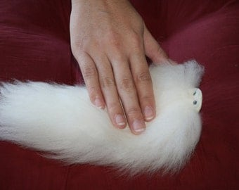 Package of 2, NZ Sheepskin Cat Toys