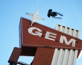 Los Angeles Photography/ Gem Motel