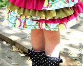 Rings of Ruffles Sweet Spring Skirt- Custom
