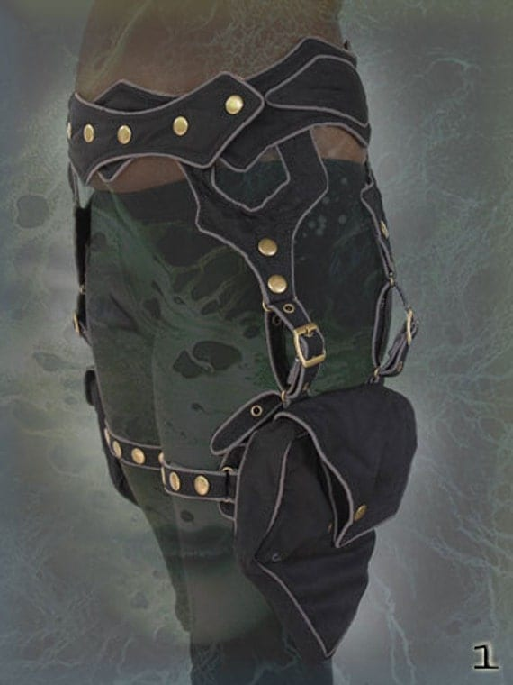 Cydroid Garter Pocket Belt