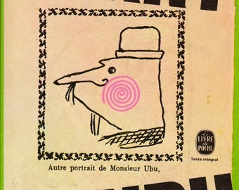 Tout Ubu by Alfred Jarry
