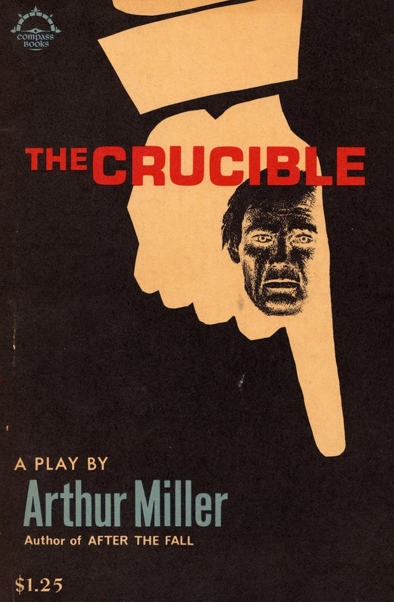 an overview of the book the crucible by arthur miller Complete summary of arthur miller's the crucible  get help with any book   arthur miller himself, however, removed this scene after the original production,.