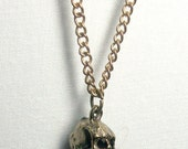 Small Skull Necklace