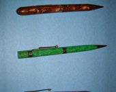 Three Mechanical Pencils Fyne Point Waltham President