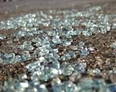 Andrea Custom Order - Roadside- Sparkling Broken Glass