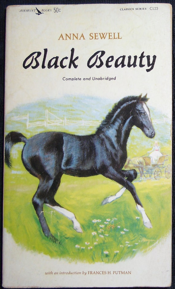 black beauty anna sewell essay In 1877, anna sewell wrote a novel about human kindness and cruelty — all from the point of view of a horse in the decades since, black beauty has been.