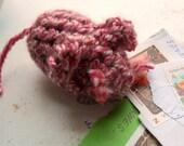 Crocheted Three Blind Mice