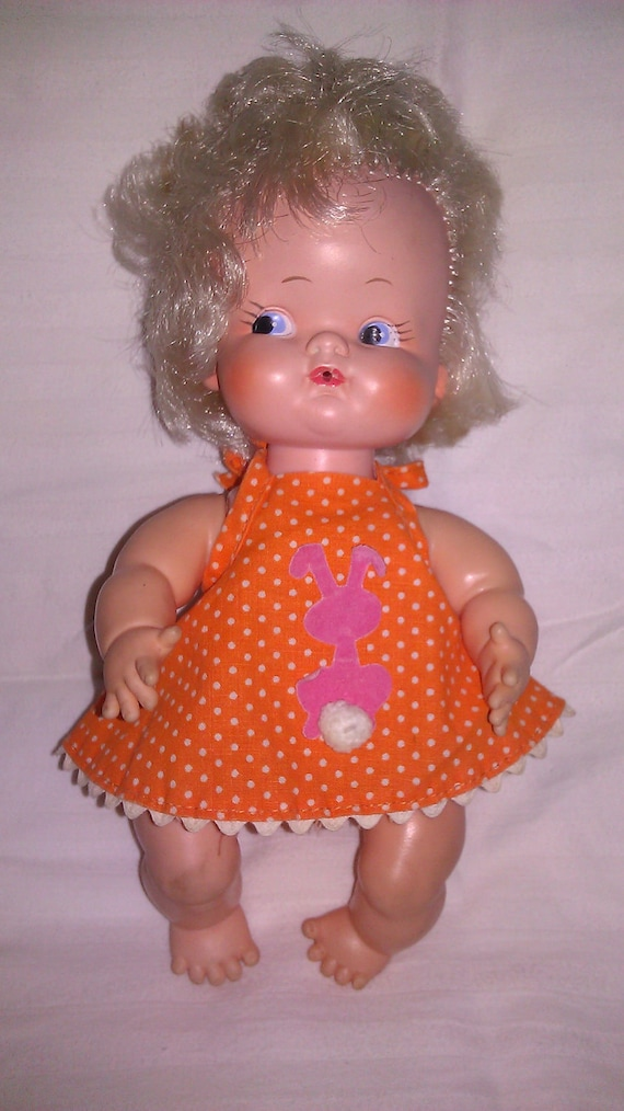 Vintage - Baby Doll - 1960s - Clean and Cute