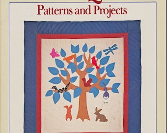 Quilting Book: Making Animal Quilts - Patterns and Projects - Historic and Contemporary Animal Motifs - Willow Ann Soltow