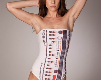 """Swimsuit One Piece """" PP-909"""""""