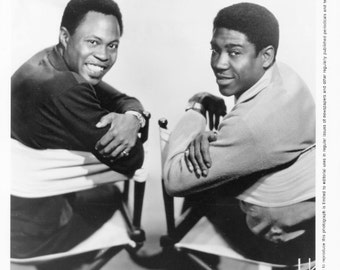 Sam and Dave Publicity Photo     8 by 10 inches