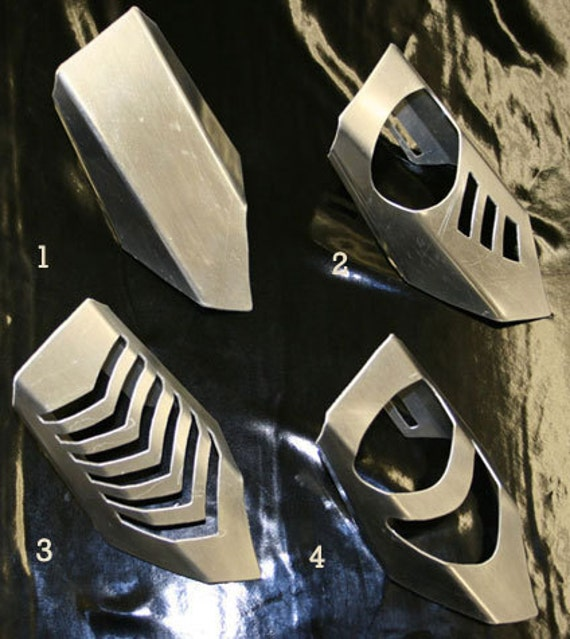 Industrial Metal Wrist Guard Armor