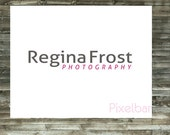 Premade Logo Design Small Business or Photography 2
