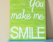 The Smile Canvas