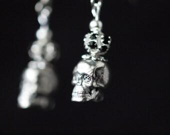 Down to the Bones earrings