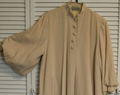 "RESERVED FOR JOHNNA: Vintage ""Ivan Fredrics Original"" Duster Coat"