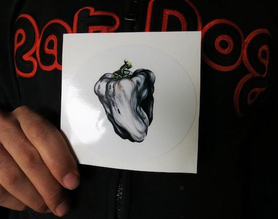 Ween / White Pepper / Oblong Series / High Quality Vinyl / Sticker