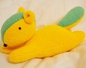 Flying Squirrel - Yellow Body