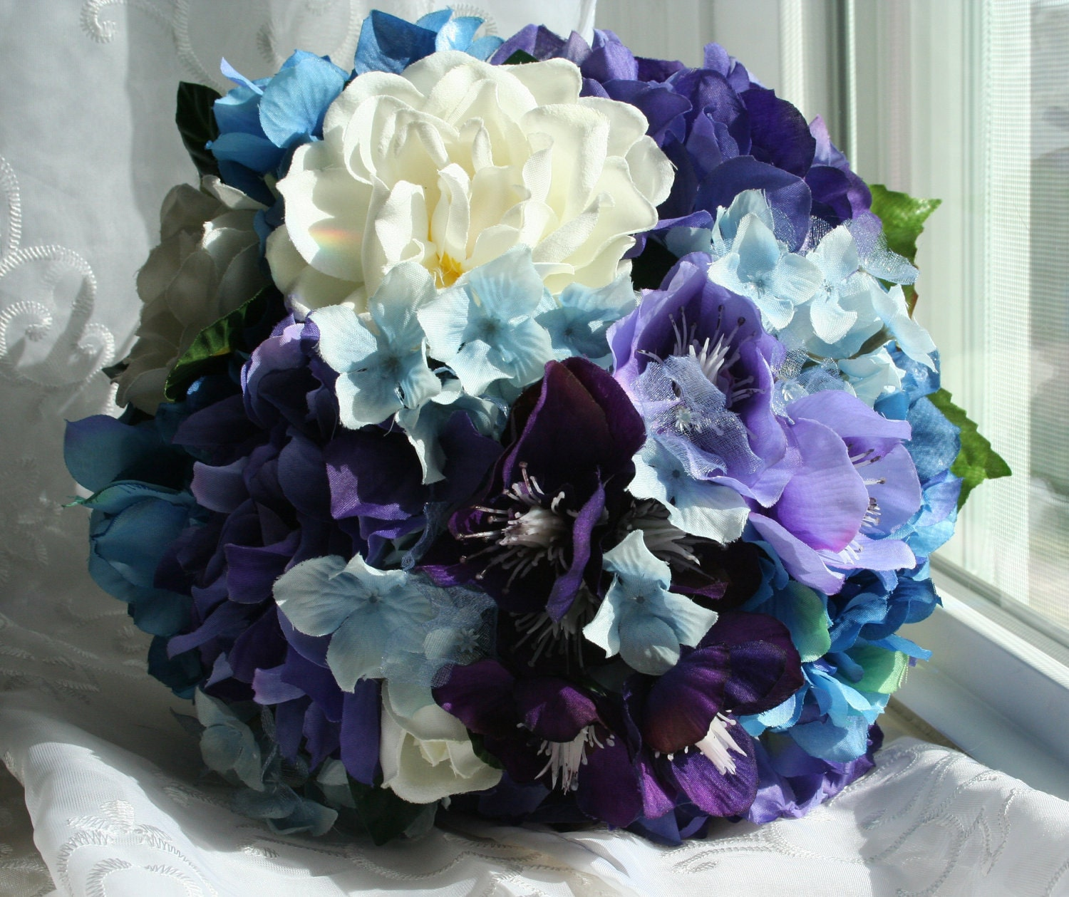 Blue gardenia bouquet pixshark images