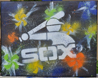 Chicago White Sox fine art by Summo