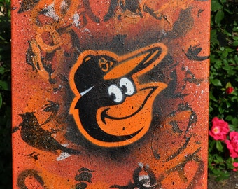 Baltimore Orioles fine art by Summo