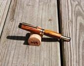 Rollerball Pen- Cocobolo Wood, 24k Gold Finish, Classic Petite Model