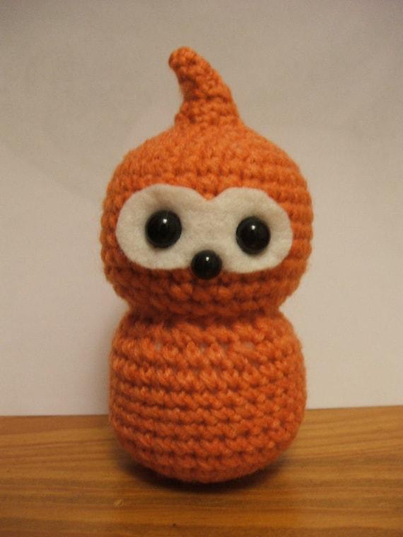Crochet Zingy Pattern : Zingy: The EDF Energy Mascot Crochet Pattern