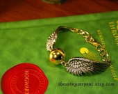 The Golden Snitch Bracelet