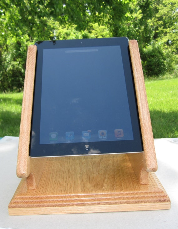 iPad Desktop Swivel Base Stand for Square and other Retail - Business Applications