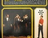 THE TEMPTATIONS Sing Smokey 1965 usa Rare Gordy 12trk Vinyl lp 33 Album 912