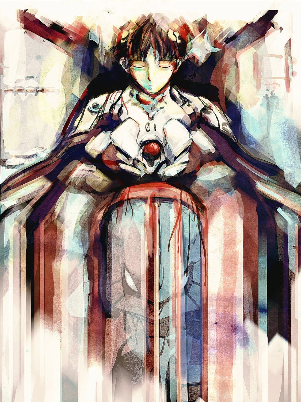 Rebuild Of Evangelion Anime Shinji Ikari Signed Museum