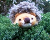 Needle Felted - Buttercup the Hedgehog