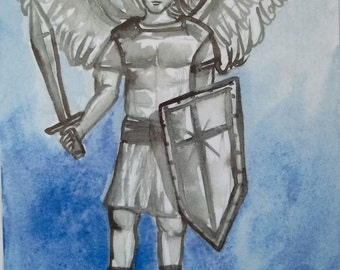 St. Michael the Archangel Guardian and Protector