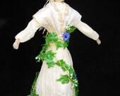SOLD- Spring Maiden Goddess