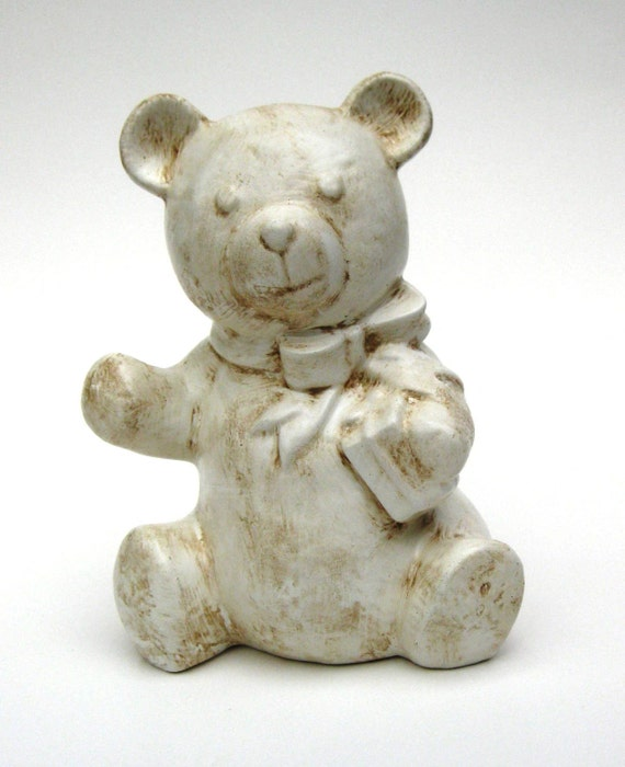 Teddy Bear Night Light for Baby or Child  SHIPPING INCLUDED
