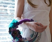 wedding accessory Paper flower, paper flowers, alternative bouquet by Alternative Blooms on ETSY