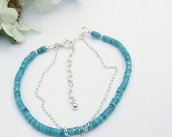 Turquoise chained