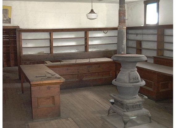 RESERVED FOR PEGANDAWL Late 1800s General Store Drawers