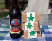 Dark Ale & Garden Mint Soap