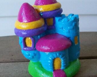 Sparkling Castle Figurine