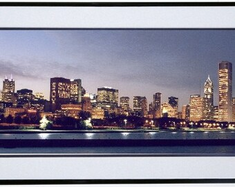 Chicago White Sox Art Photography - US Cellular Field Photograph, Artwork, Wall Art, Photo, Picture