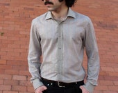 Gauzy fabric Men Shirt SIROCO