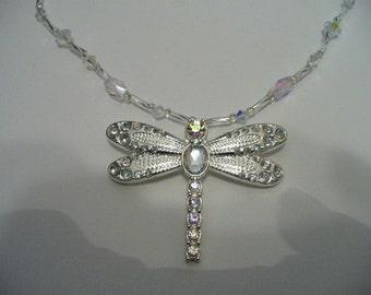 Crystal Dragonfly