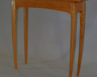 Cherry Console Table.