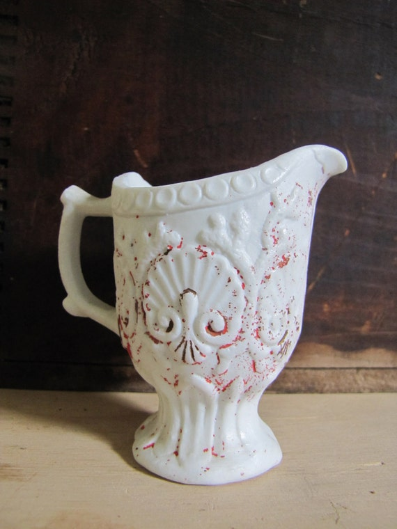 Early Antique German Creamer or Pitcher