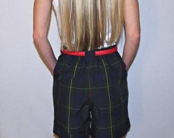 90's School Boy Shorts