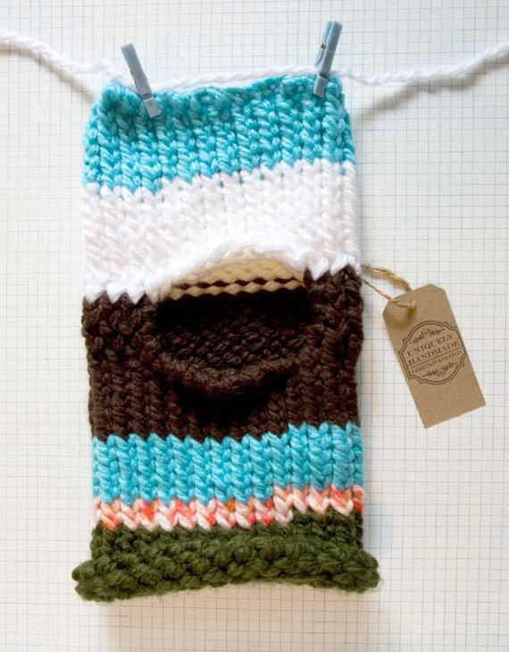 The Martha: Handmade Small Dog Sweater