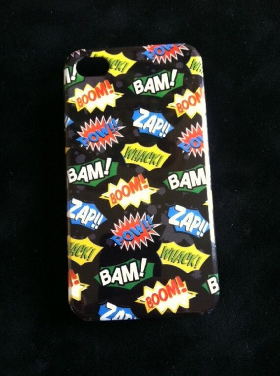 Comic Book Iphone Cases 4 And Iphone 4s Comic Book