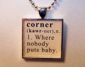 Corner Definition - Dirty Dancing Necklace